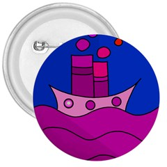 Boat 3  Buttons by Valentinaart