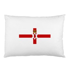 Ulster Banner Pillow Case (two Sides)