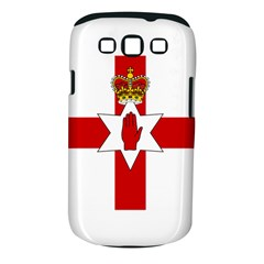 Ulster Banner Samsung Galaxy S Iii Classic Hardshell Case (pc+silicone)