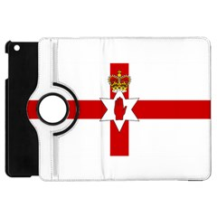 Ulster Banner Apple Ipad Mini Flip 360 Case