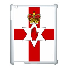 Ulster Banner Apple Ipad 3/4 Case (white)
