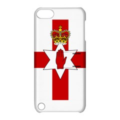 Ulster Banner Apple Ipod Touch 5 Hardshell Case With Stand