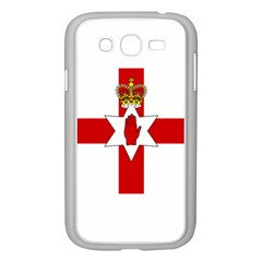 Ulster Banner Samsung Galaxy Grand Duos I9082 Case (white)