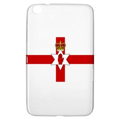 Ulster Banner Samsung Galaxy Tab 3 (8 ) T3100 Hardshell Case