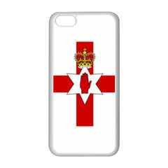Ulster Banner Apple Iphone 5c Seamless Case (white)