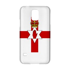 Ulster Banner Samsung Galaxy S5 Hardshell Case