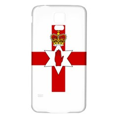 Ulster Banner Samsung Galaxy S5 Back Case (white)