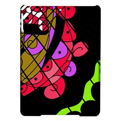 Elegant Abstract Decor Ipad Air Hardshell Cases