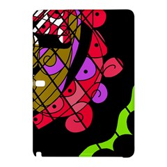 Elegant Abstract Decor Samsung Galaxy Tab Pro 10 1 Hardshell Case