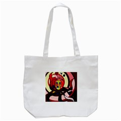 Octopus Tote Bag (white)