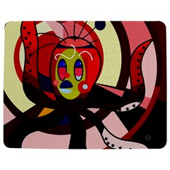 Octopus Jigsaw Puzzle Photo Stand (rectangular) by Valentinaart