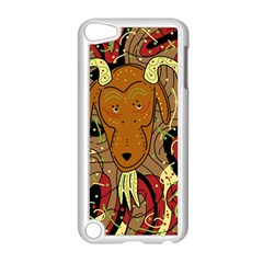 Billy Goat Apple Ipod Touch 5 Case (white)