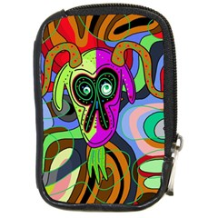 Colorful Goat Compact Camera Cases