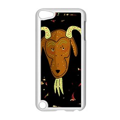 Billy Goat 2 Apple Ipod Touch 5 Case (white) by Valentinaart