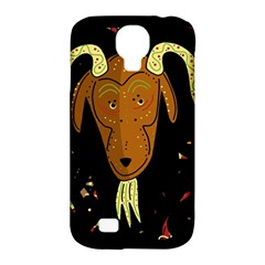 Billy Goat 2 Samsung Galaxy S4 Classic Hardshell Case (pc+silicone) by Valentinaart