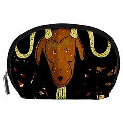 Billy Goat 2 Accessory Pouches (large)  by Valentinaart