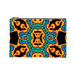 Gunja Highman Cosmetic Bag (large)  by MRTACPANS