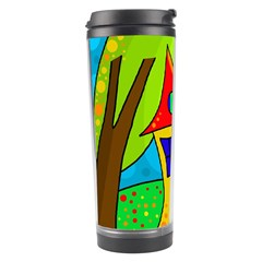 Two Houses  Travel Tumbler