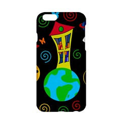 Playful Universe Apple Iphone 6/6s Hardshell Case by Valentinaart