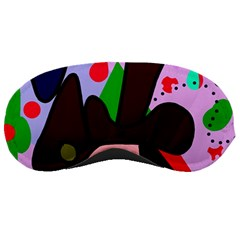 Decorative Abstraction Sleeping Masks by Valentinaart