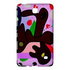 Decorative Abstraction Samsung Galaxy Tab 4 (8 ) Hardshell Case  by Valentinaart