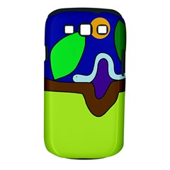 Caterpillar  Samsung Galaxy S Iii Classic Hardshell Case (pc+silicone) by Valentinaart