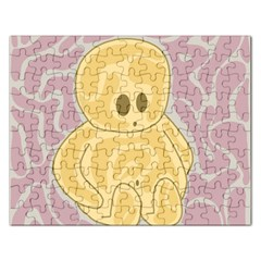 Cute Thing Rectangular Jigsaw Puzzl by Valentinaart