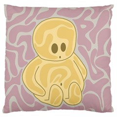 Cute Thing Standard Flano Cushion Case (one Side) by Valentinaart