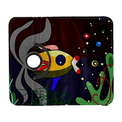 Fish Samsung Galaxy S  Iii Flip 360 Case by Valentinaart