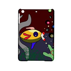 Fish Ipad Mini 2 Hardshell Cases by Valentinaart