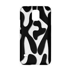 Black And White Dance Samsung Galaxy S5 Hardshell Case  by Valentinaart