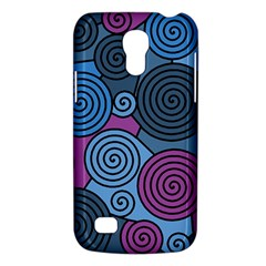 Blue Hypnoses Galaxy S4 Mini by Valentinaart
