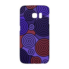 Blue And Red Hypnoses  Galaxy S6 Edge