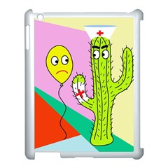 Health Insurance  Apple Ipad 3/4 Case (white) by Valentinaart