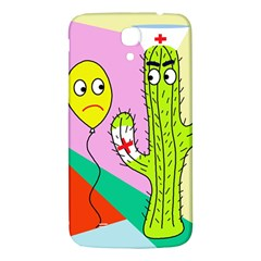 Health Insurance  Samsung Galaxy Mega I9200 Hardshell Back Case by Valentinaart