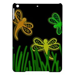 Neon Dragonflies Ipad Air Hardshell Cases