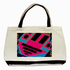 Olool Basic Tote Bag (two Sides)