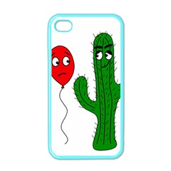 Impossible Love  Apple Iphone 4 Case (color) by Valentinaart
