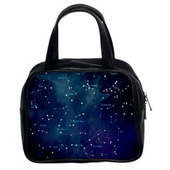 Constellations Classic Handbag (two Sides)