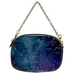 Constellations Chain Purse (two Sided)