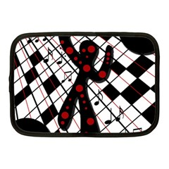 On The Dance Floor  Netbook Case (medium)