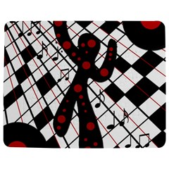 On The Dance Floor  Jigsaw Puzzle Photo Stand (rectangular) by Valentinaart