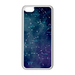 Constellations Apple Iphone 5c Seamless Case (white)