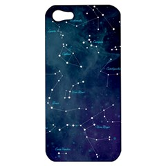 Constellations Apple Iphone 5 Hardshell Case