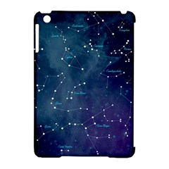 Constellations Apple Ipad Mini Hardshell Case (compatible With Smart Cover) by DanaeStudio