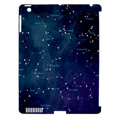 Constellations Apple Ipad 3/4 Hardshell Case (compatible With Smart Cover) by DanaeStudio