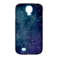 Constellations Samsung Galaxy S4 Classic Hardshell Case (pc+silicone) by DanaeStudio