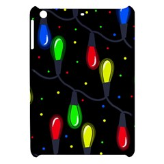 Christmas Light Apple Ipad Mini Hardshell Case by Valentinaart