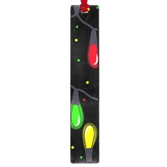 Christmas Light Large Book Marks by Valentinaart