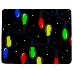 Christmas Light Jigsaw Puzzle Photo Stand (rectangular) by Valentinaart